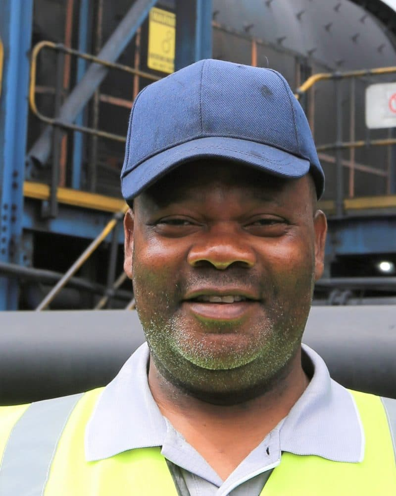 Solomon Fakude, Operations Manager, Martin and Robson